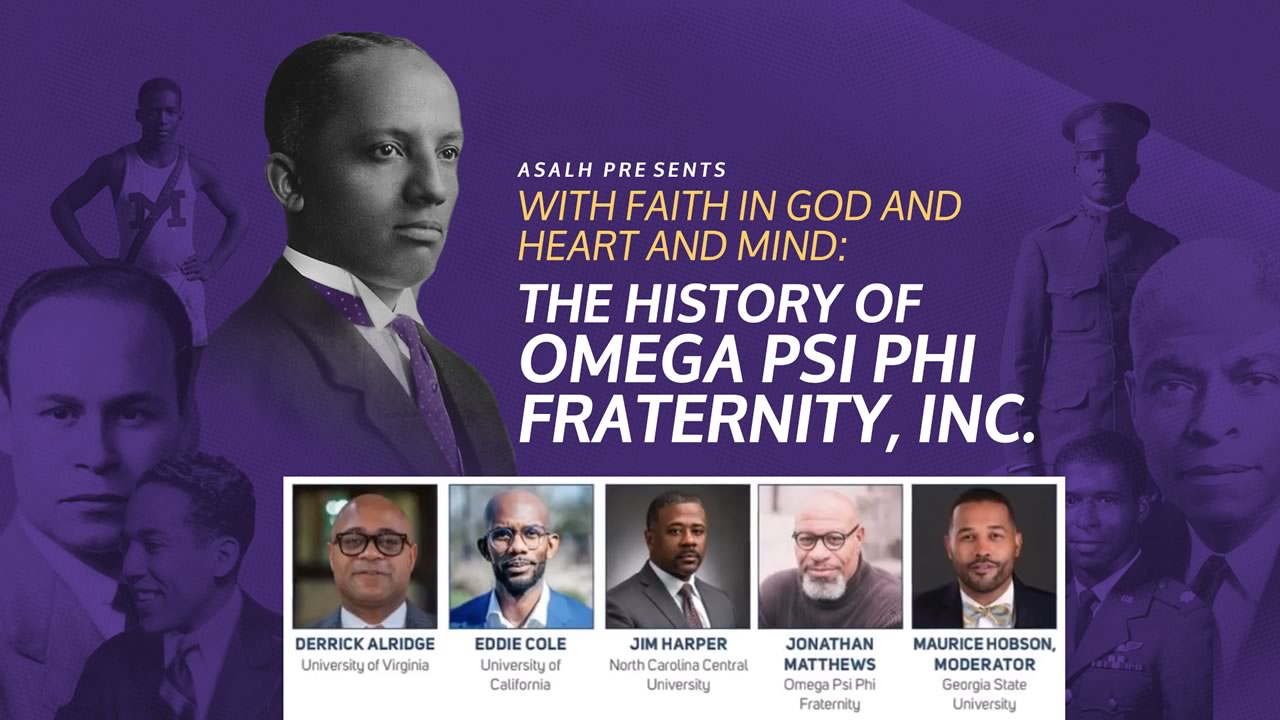 : The History of Omega Psi Phi Fraternity, Inc.