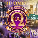 Mu Omega Chapter Celebrates Centennial