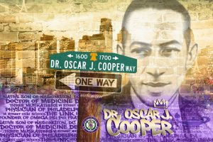 Founder Cooper honored